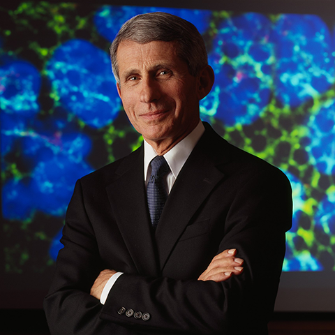COVID-19's Global Spread: NIH's Lead on Coronavirus, Dr. Anthony Fauci, Talks about the Growing Epidemic and Whether America is Safe Image